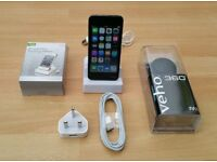 iPod Touch 6th Gen, 16GB, Space Grey, New Rechargeable Speaker + New Dock Station