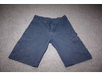Boys shorts size 9-10 yrs