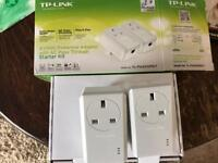 Power line adapters