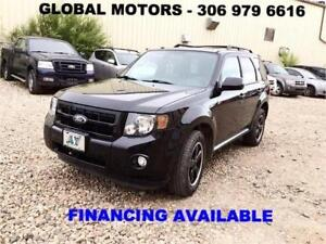 2011 FORD ESCAPE XLT- AWD -FINANCING AVAILABLE