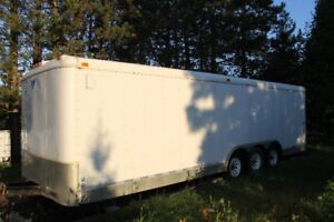 2004 Interstate 30 Foots Cargo Trailer  Tree Axal
