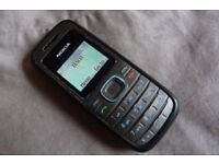 Nokia 1208 (Unlocked) Mobile Phone