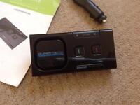 Bluetooth hands fee car kit