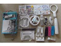 Nintendo Wii Console , all as per photos