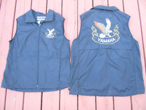 YAMAHA MOTORCYCLE VESTS