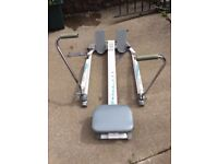 pro fit rowing machine