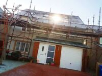 Scaffolding hire at low rates