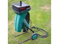 Bosch Garden Shredder AXT16-30 in good working condition