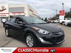 2015 Hyundai Elantra SPORT | SUNROOF | CLEAN CARPROOF | ALLOYS |