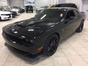 2016 Dodge Challenger SRT Hellcat CUIR, TOIT