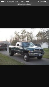Wanted!!' 2nd gen dually manual