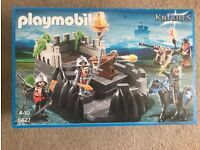 Playmobil Dragon Knights Fort Brand New In Box