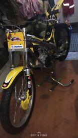 Gas Gas 2006 trials bike