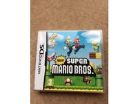 Super Mario Bros Nintendo DS games