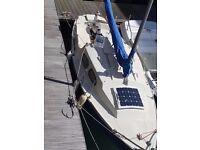 fantasie 19 Yacht, sailing boat