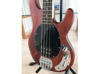Musicman Sub Ray4 Active Bass Guitar - As New Condition!