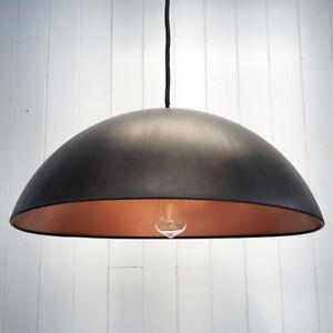 Grande lampe suspendu industrielle