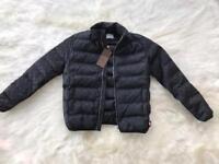 Gucci 2017 Black Rain Coat Brand New Size Small