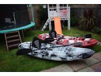 Kayaks X2