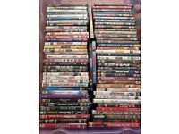 DVD job lot. Mixed bundle. 160 in total