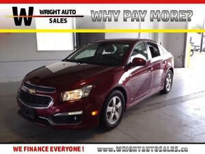 2015 Chevrolet Cruze LT|SUNROOF|LOW MILEAGE|19,655 KMS