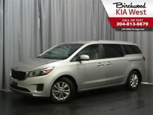 2016 Kia Sedona LX+ *BLUETOOTH/ HEATED SEATS/ CRUISE CONTROL*