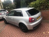 Audi S3 BAM 225 QUATTRO (Big Porsche Break Set Up) Badge 5 Stage 1 Facelift MUST SEE CHEAP!!!!
