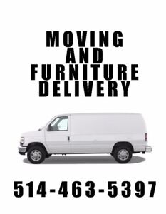 Moving and Transport Service - 1-Hour Minimum