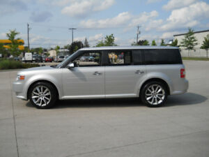 2009 Ford Flex, Limited, AWD,Navi,DVD, 7 Pass, 3/Ywarranty avail