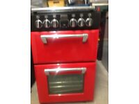 stoves Double Oven/Electric Freestanding cooker