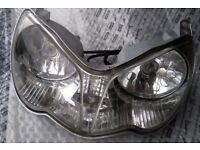 2011 Aprilia SportCity Headlight good condition light low beam hi-beam