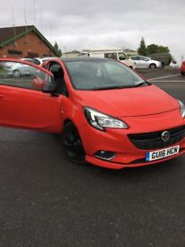 Vauxhall Corsa Limited Edition 1.4 Eco Flex £8500 ONO