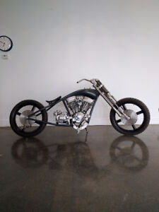 **NEED GONE** Custom Board track style Chopper