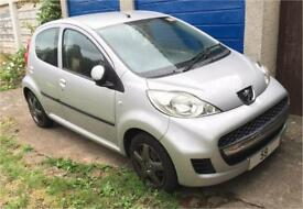 Peugeot 107 (5DR)