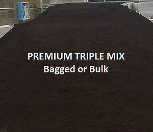 Triple Mix, Top Soil, Mulch, Limestone Screening, Gravel, HPB