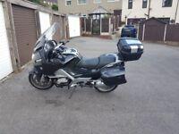 BMW R1200rt excellent bike