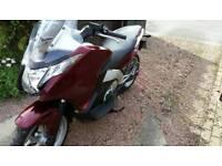 Honda NC700 D-C, DCT, ABS.