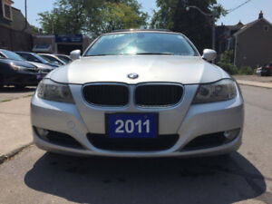 2011 BMW 3-Series 323i Sedan ***NO ACCIDENT***LOW KMS***