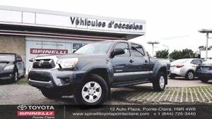 2015 Toyota Tacoma SR5 B PKG $3000 DE RABAIS!!!!!!! SUPER CLEAN!