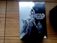Stars Wars Trilogy Box Set