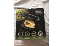 George Foreman Small Grill - Barely used