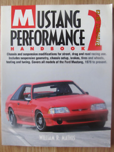 MUSTANG PERFORMANCE HANDBOOK 2 by William R. Mathis (1995)