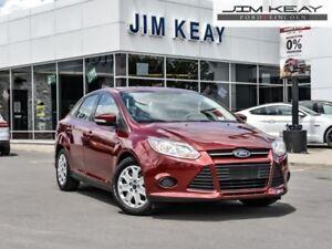 2014 Ford Focus SE  - Bluetooth -  SYNC - $41.30 /Week