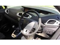 2010 Renault Scenic 1.6 VVT Dynamique TomTom 5dr Manual Petrol Estate