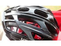 Specialized Prevail Black/Silver Cycle Helmet Size 54-60 cm
