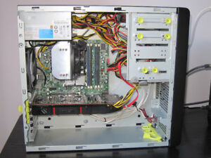 Part out Gaming PC Intel Q9550 R9 290x/280x/HD 7990/HD 7950