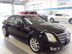 2008 Cadillac CTS **AWD *navigation** toit ultraview**