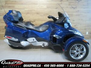 2010 Can-Am Spyder RT SE5 Limited 75.32$/SEMAINE