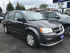 2016 Dodge Grand Caravan SE/SXT FULL STOW N' GO