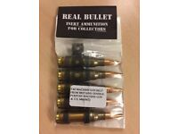Collector's item- Bullets